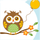 Little Owl Birth - GraphicRiver Item for Sale