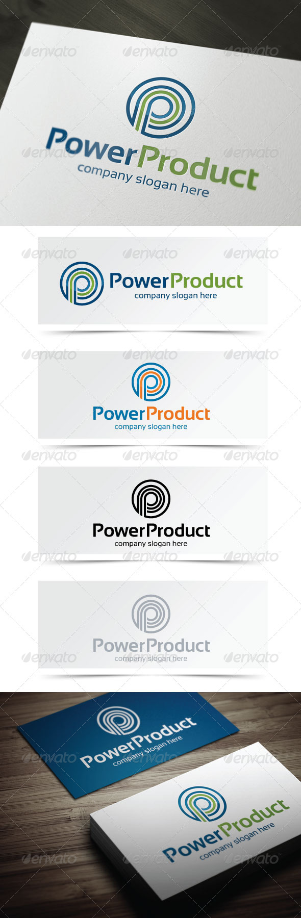 GraphicRiver Power Product 5189119