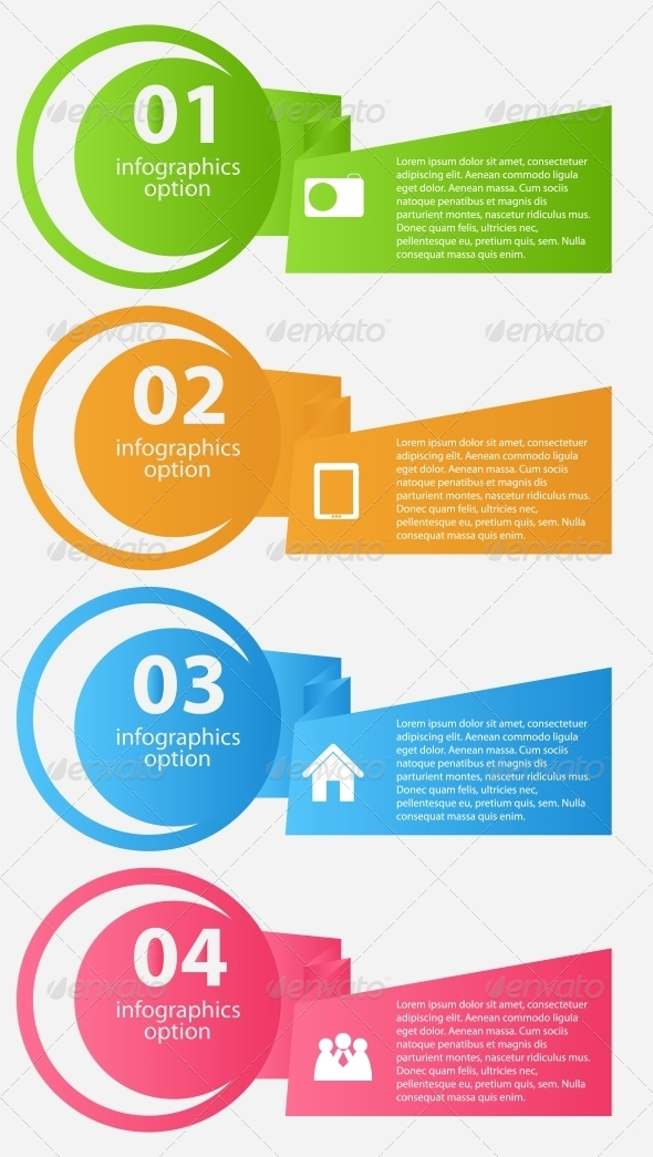 GraphicRiver Infographic Template Vector Illustration 5189449