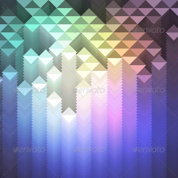 GraphicRiver Colorful Mosaic Background 5193081