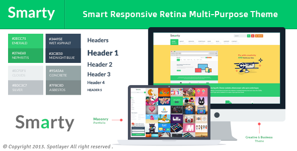 ThemeForest Smarty 5189813
