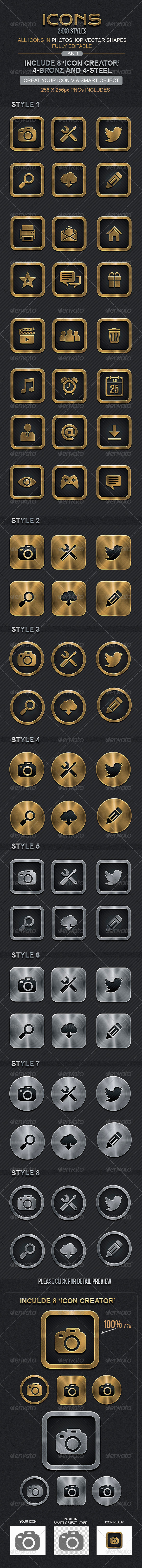 GraphicRiver Icons 5194862