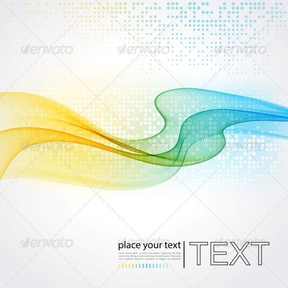 GraphicRiver Abstract Colorful Vector Background 5196231