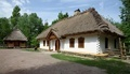 Traditional farmer's house in open air museum, Kiev, Ukraine - PhotoDune Item for Sale