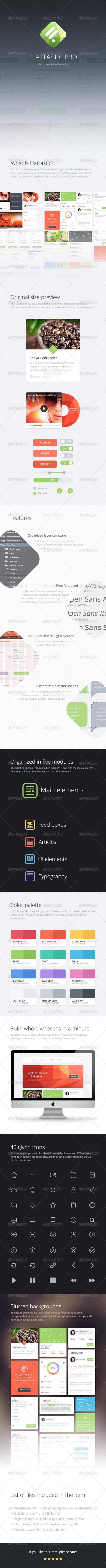 GraphicRiver Flattastic Pro 5200080