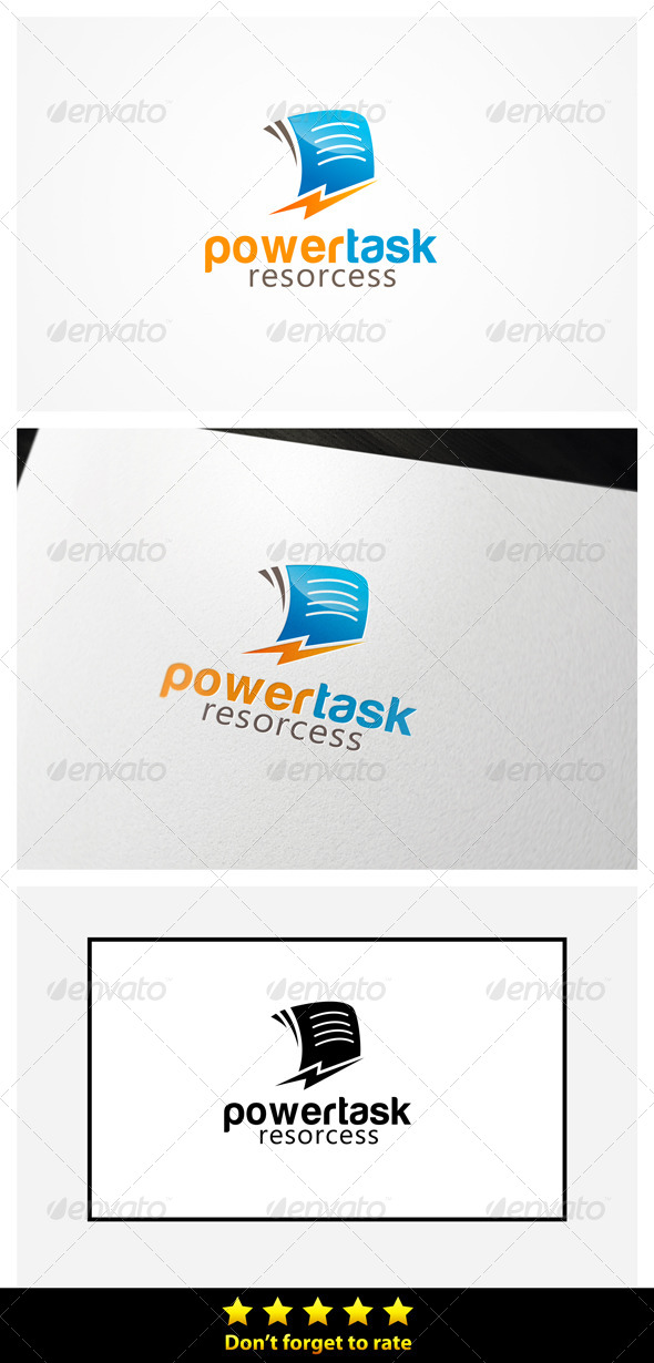 Power Task - Vector Abstract