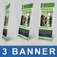 Corporate Business Banner v3 - GraphicRiver Item for Sale