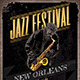 Jazz Poster - Flyer Design - GraphicRiver Item for Sale