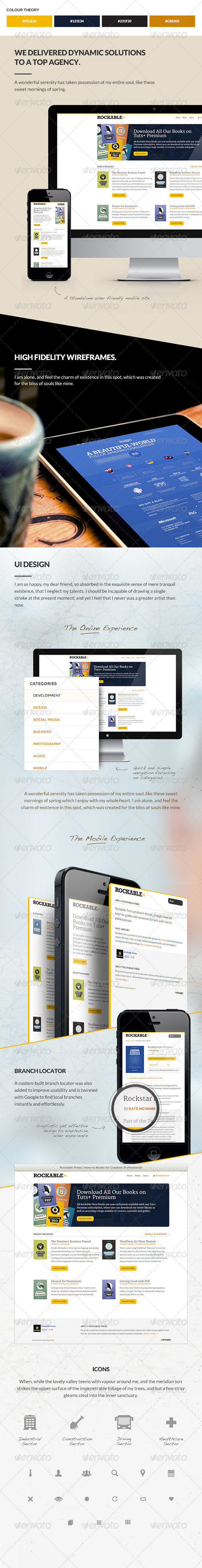 GraphicRiver Case Study Mock Design 5194735