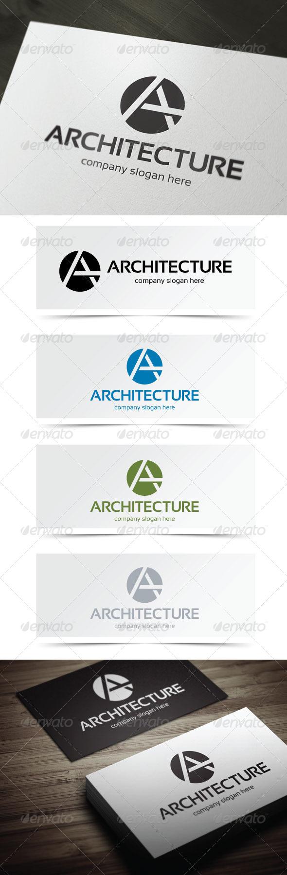 GraphicRiver Architecture 5211286