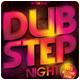 Dubstep Night Party Flyer Template - GraphicRiver Item for Sale
