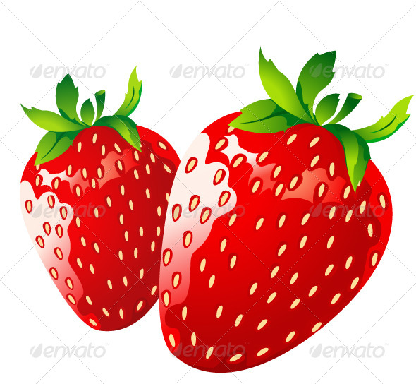 GraphicRiver Strawberry 5214504