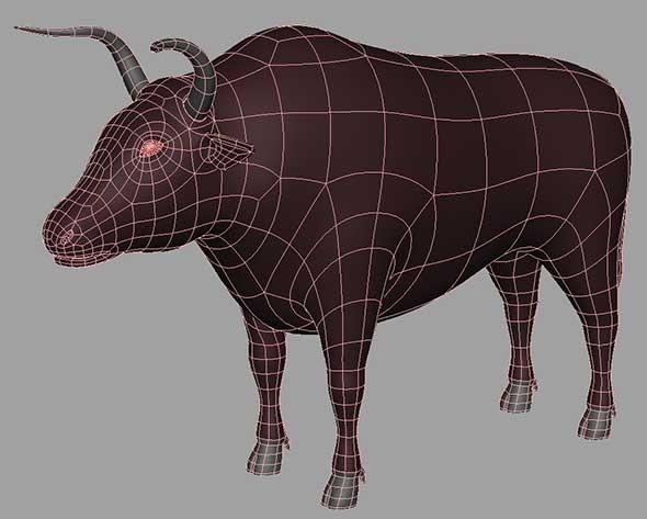 3DOcean Bull 5211790