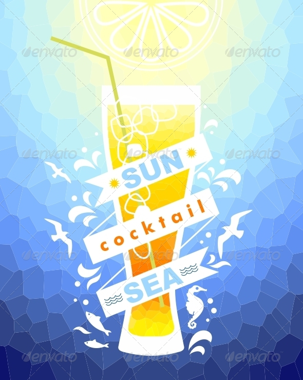 GraphicRiver Sun Cocktail 5216782