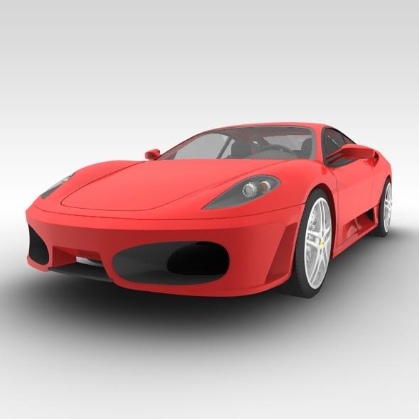 3DOcean Ferrari f430 5216920