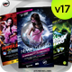 Flyer Bundle Vol17 - 4 in 1 - GraphicRiver Item for Sale