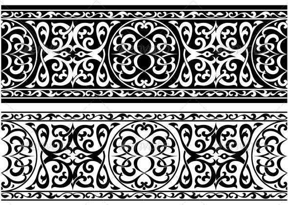 GraphicRiver Arabian or Persian Ornament 5225368