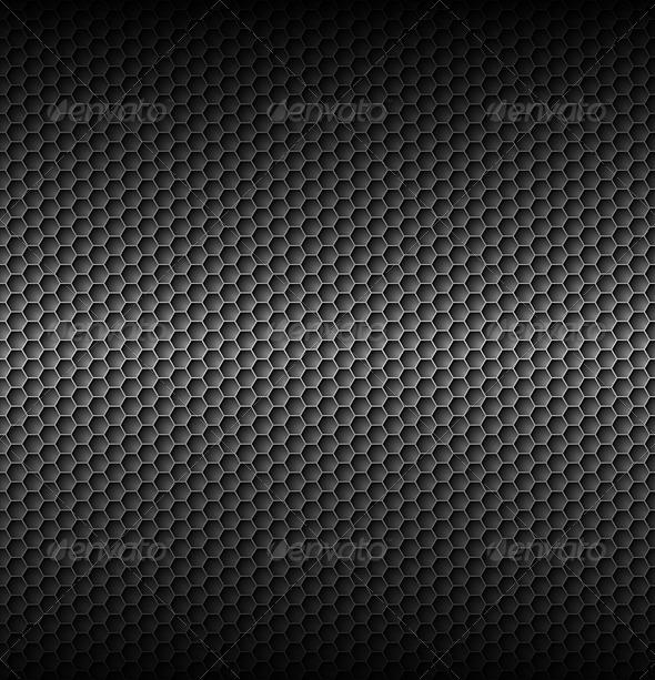 GraphicRiver Honeycomb Gray Textures 5228719