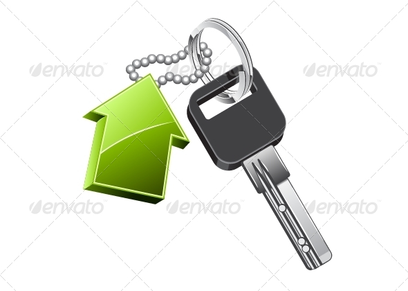 GraphicRiver House Key 5229030