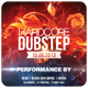 Hardcore Dubstep - Flyer - GraphicRiver Item for Sale