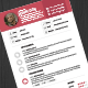 Resume Template / CV - GraphicRiver Item for Sale