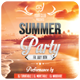 Summer Party - Flyer - GraphicRiver Item for Sale