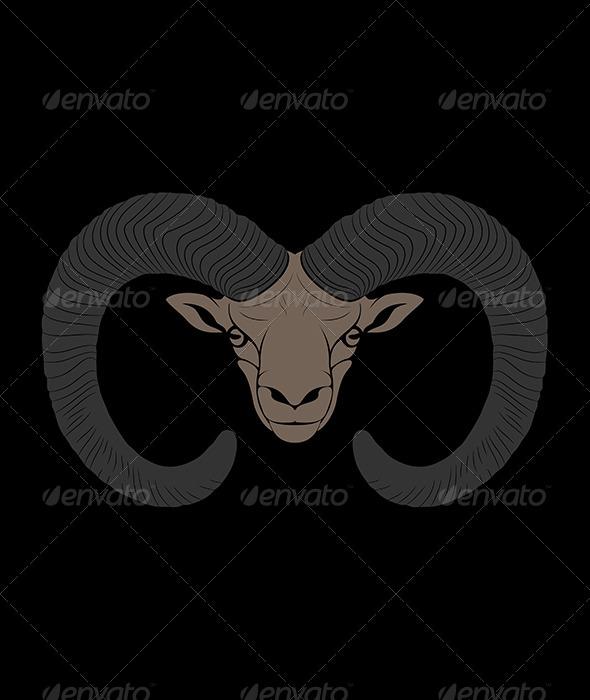 GraphicRiver Ovis Mouflon 5230739