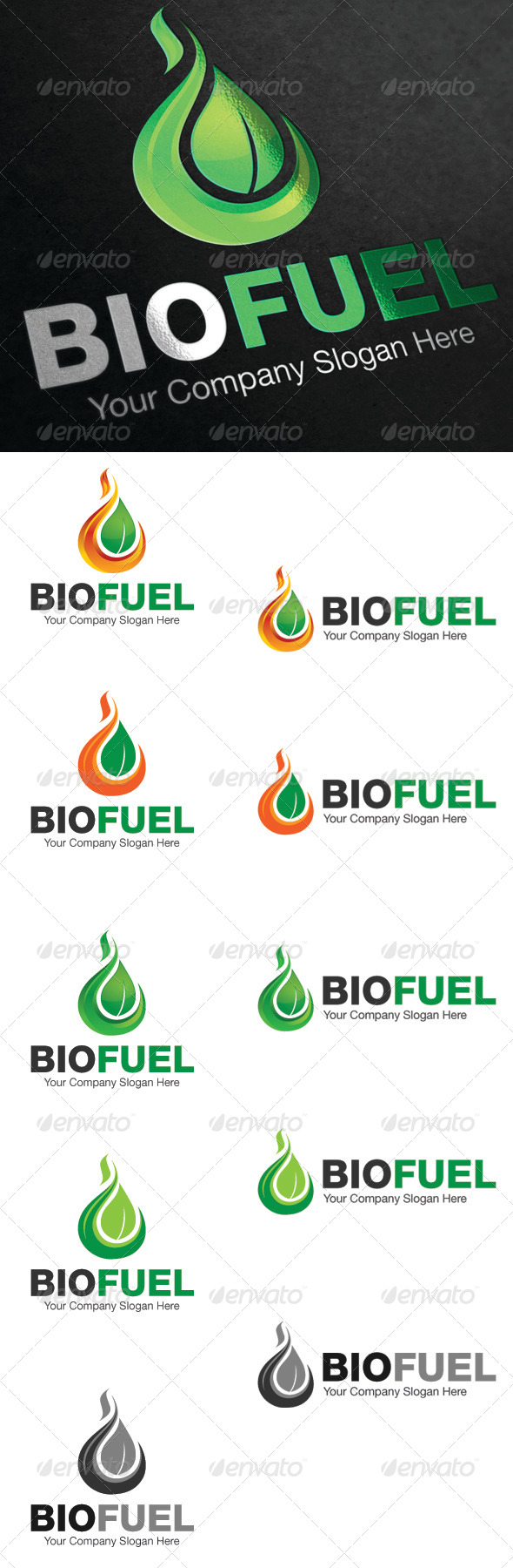 GraphicRiver Bio Fuel 5225353