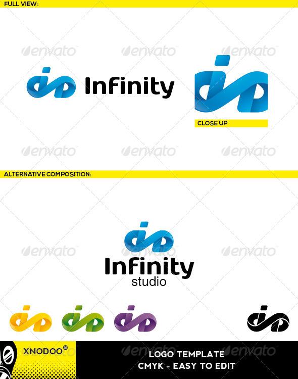 GraphicRiver Infinity Logo 5209826