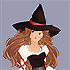 Three pretty witches - GraphicRiver Item for Sale