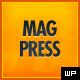 mag.Press - WordPress Magazine Theme - ThemeForest Item for Sale