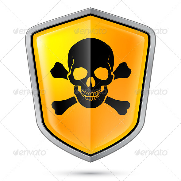 GraphicRiver Warning Sign 5233797