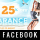 Promo Facebook Timeline Cover - GraphicRiver Item for Sale