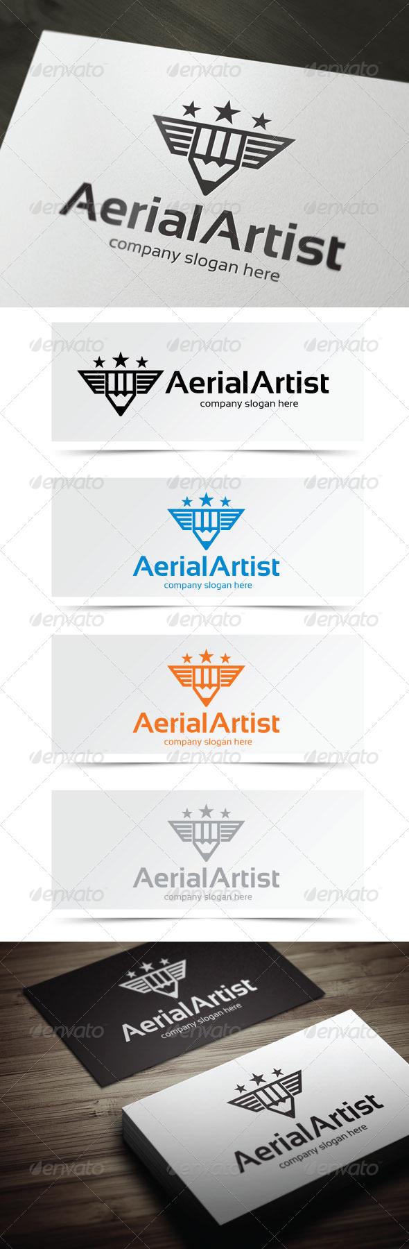 GraphicRiver Aerial Artist 5237003