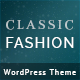 Classic Fashion – Stylish Fashion Shop Theme