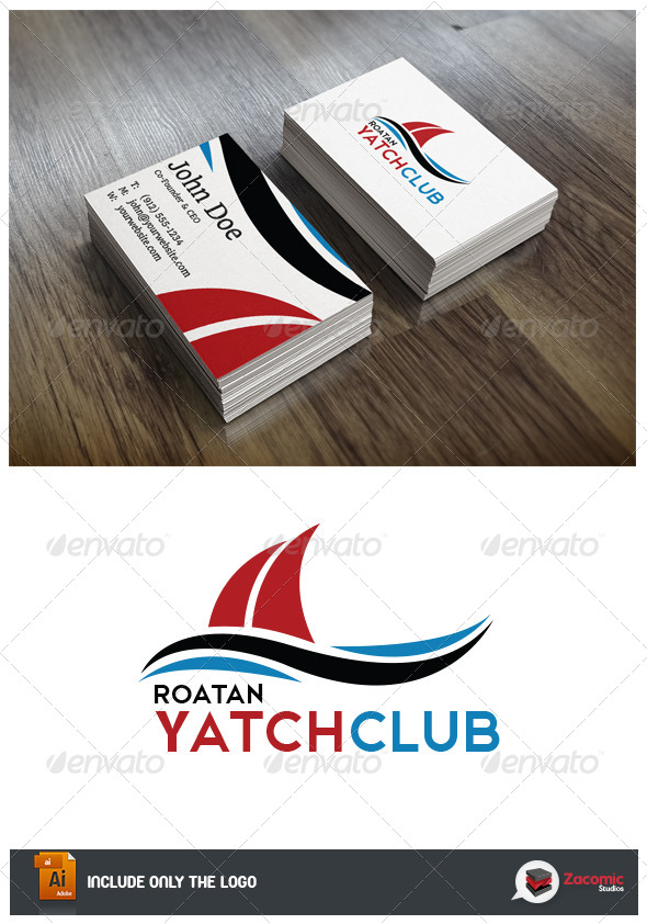 GraphicRiver Yatch Club 5241357