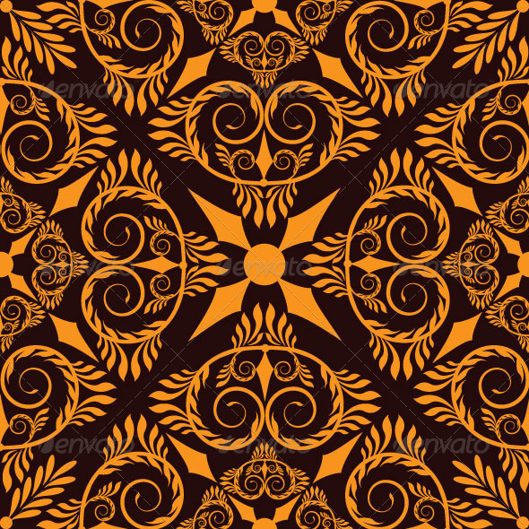 GraphicRiver Seamless Classic Pattern 51 5243479