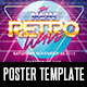 Retro Futuristic Vol.2 - GraphicRiver Item for Sale