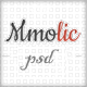 Mmolic web - Creative and Clean  Psd Template  - ThemeForest Item for Sale