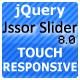 Jssor Slider jQuery Plugin, TOUCH & responsif - Perkara WorldWideScripts.net untuk Dijual