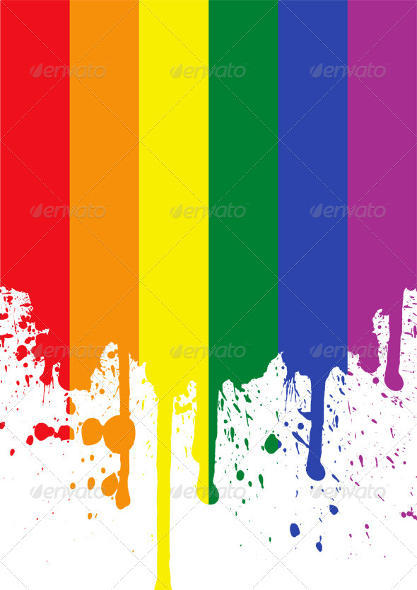 GraphicRiver Rainbow Flag 5247192