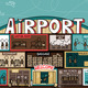 Airport - GraphicRiver Item for Sale