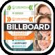 Billboard Corporate 海报PSD-Graphicriver中文最全的素材分享平台