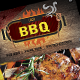 Barbecue Restaurant Flyer & Manu Template/ Magazin - GraphicRiver Item for Sale