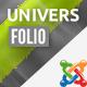 Universfolio – Multipurpose Joomla Template  Free Download