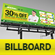 Product Billboard - GraphicRiver Item for Sale