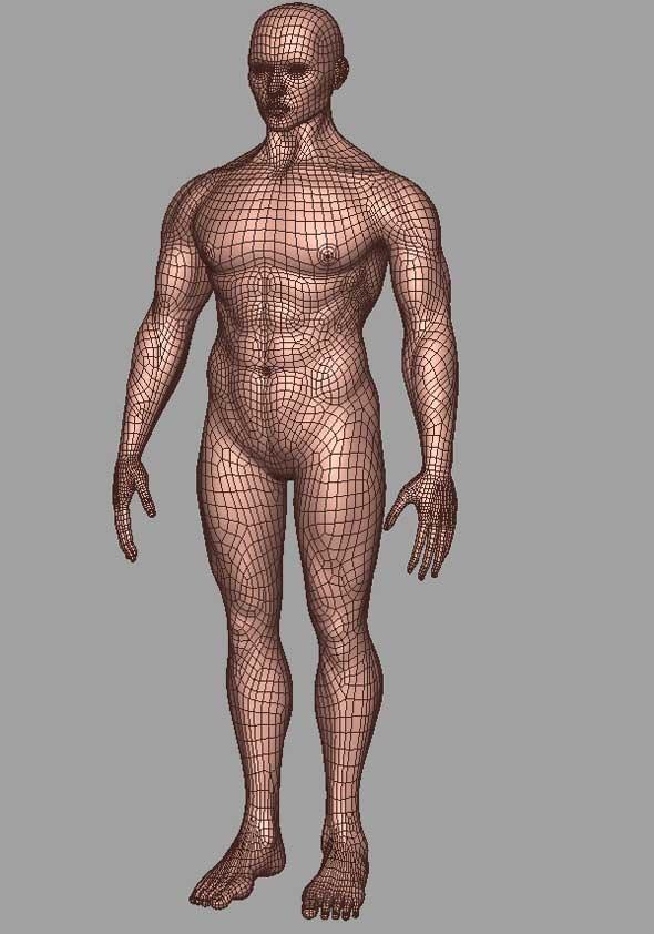 3DOcean Man 5253020