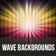 Abstract Wave Backgrounds - GraphicRiver Item for Sale