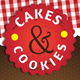 Cake and Cookies Flyer - GraphicRiver Item for Sale