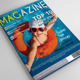 Magazine Cover Template Vol.3 - GraphicRiver Item for Sale